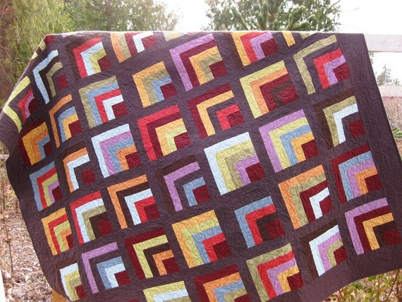 The Man Quilt HANDMADE Queen Quilts