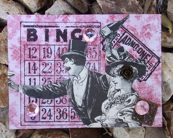 The Old Bingo Hall Another ACEO  Free Shipping US Only