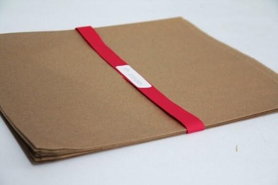 Kraft Paper Bags 12 x 15 Lot of 100