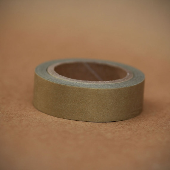 GOLD SOLID-  Single Roll 15 mm