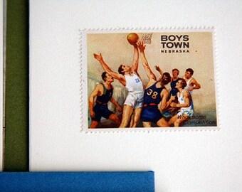 Vintage Boys Town Seal Card Set