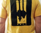 Upside Down - Project Peace political tee