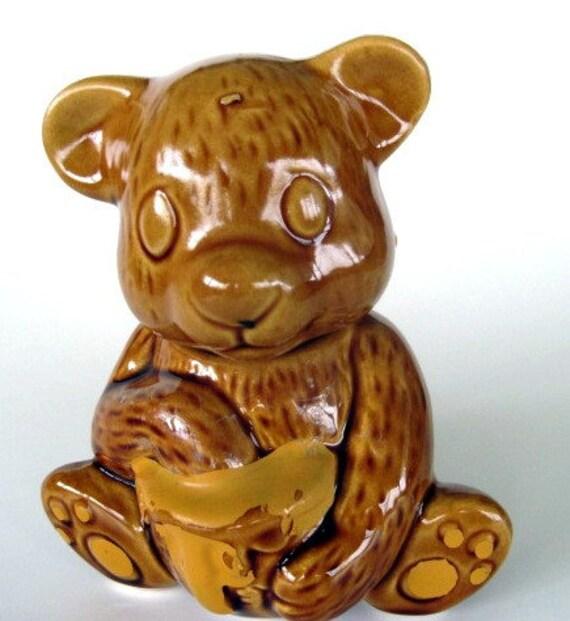Honey Bear with Honey Wand