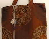 The Brown Summer  shopping bag