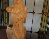 Hull Statue Mother and Child or Madonna