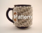 PATTERN - Non-Slip Coffee Cup Cozy