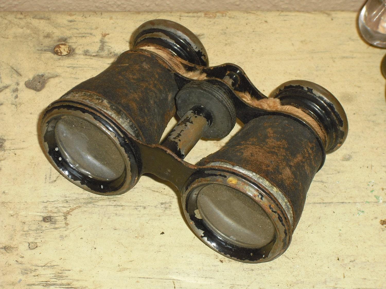 Antique Opera Glasses Vintage Binoculars Free Shipping