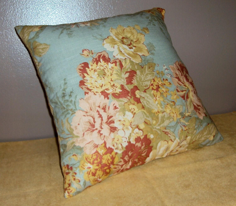 Free Shipping Waverly Robin S Egg Ballad Bouquet Linen