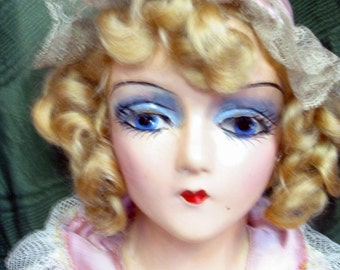 SALE Pretty in Pink Sterling Co. Boudoir Doll