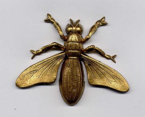 2 Flying Bug Stampings