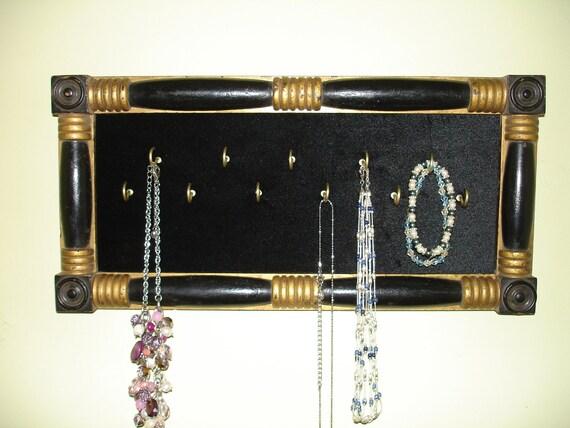 Vintage Jewelry, Necklace, Key Organizer