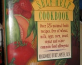 The Allergy Self Help Cookbook by Marjorie Hurt Jones RN