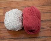 Cotton Yarn and Tiny Yarn Lot