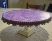 Cake or Dessert Pedestal