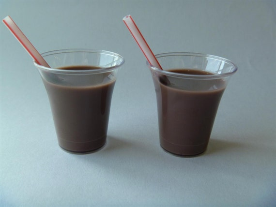 American Girl Chocolate milk