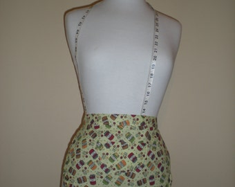 French  Style  inspired  Hostess  Jam  Jar and poises  Half  apron  collection Great Kitchen tea Bridal shower idea