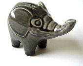 Vintage Cute Retro Elephant Piggy Bank Money Box
