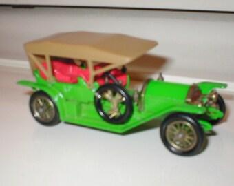 Vintage Matchbox Models of Yesteryear 1912 SIMPLEX  Y-9