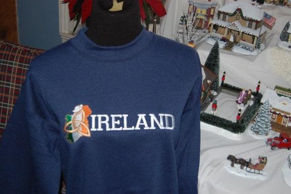 Ireland Map Sweatshirt