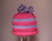 Cotton All Seasons Hat for a Little Cutie Pie