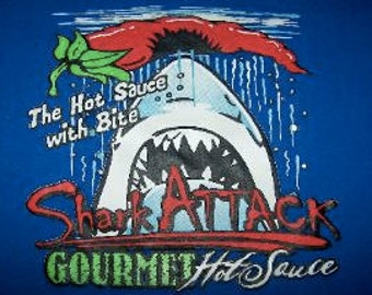 3XL Shark Attack T-shirt