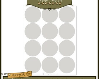 Macaron baking sheet template for Macaron baking sheet template