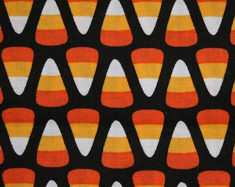 Halloween Candy Corn Lines Pillowcase