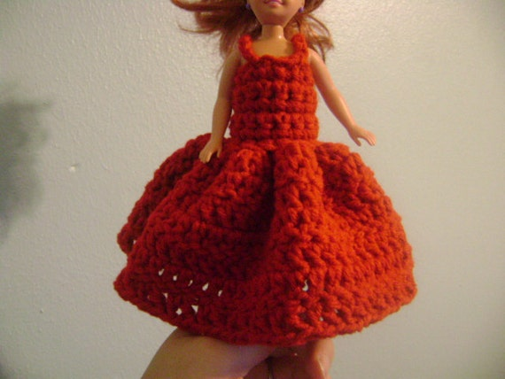 PATTERN Ball Gown for Stacie and Friends