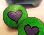 Bright Hearted Earrings