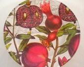Petite Pomegranate Plate