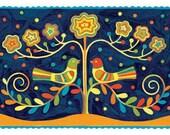 Primavera Card