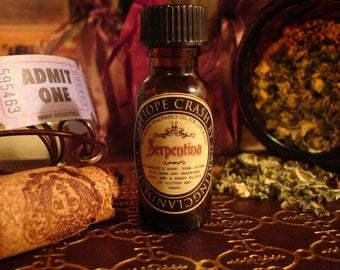 Serpentina handcrafted fragrance oil