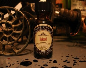 Inked handcrafted fragrance oil