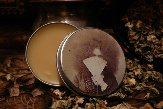 Circassian handcrafted solid perfume