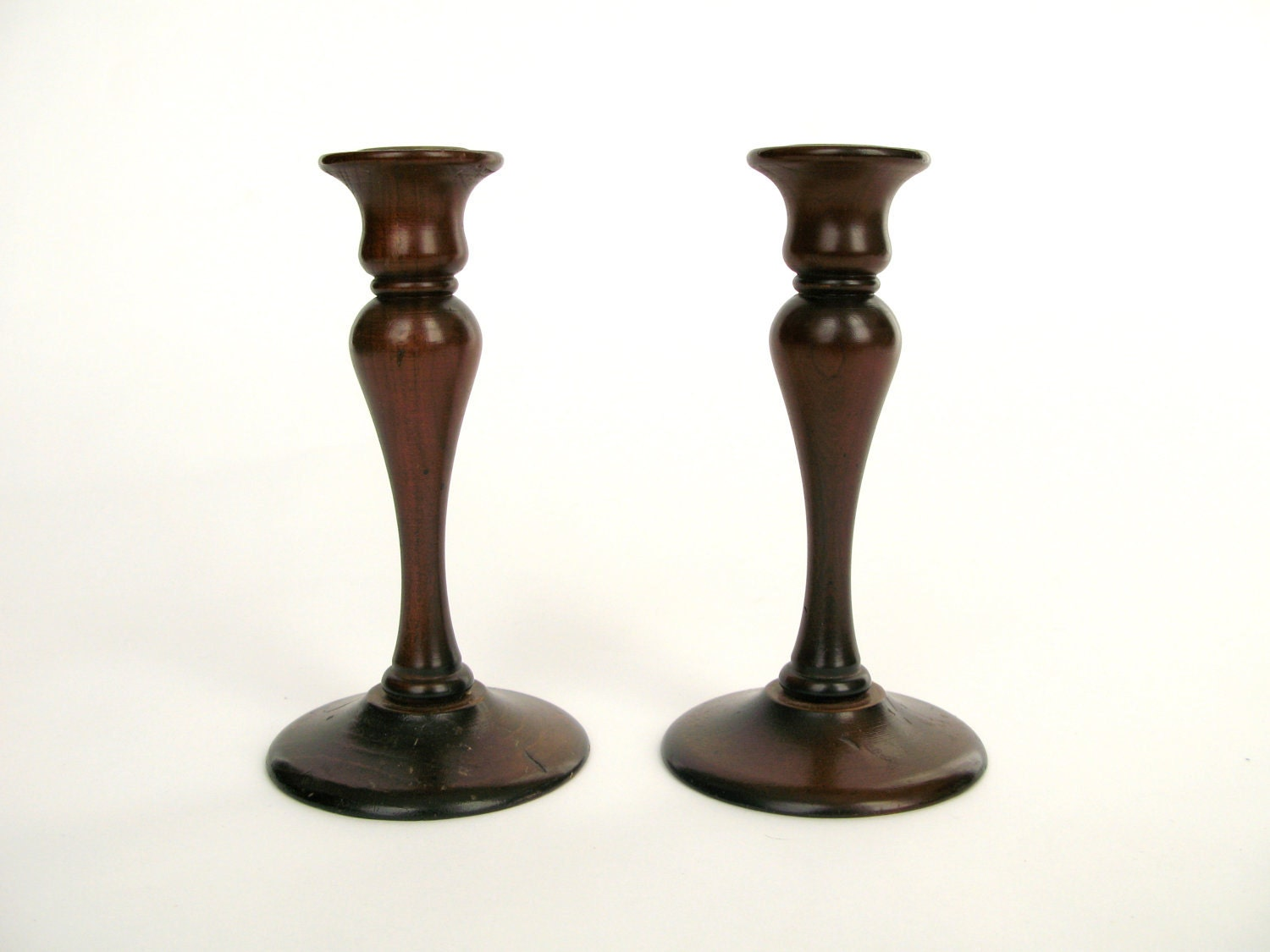 Candle sticks candle holders wooden Wood candle holders