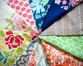 Designer Fabric Scrap Bag - 2 yards by weight