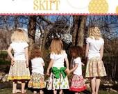 Izzy & Ivy Designs - Addie Jo Skirt Sewing Pattern