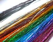 DIY Tinsel for Hair, 10 strands, Hair Flairs