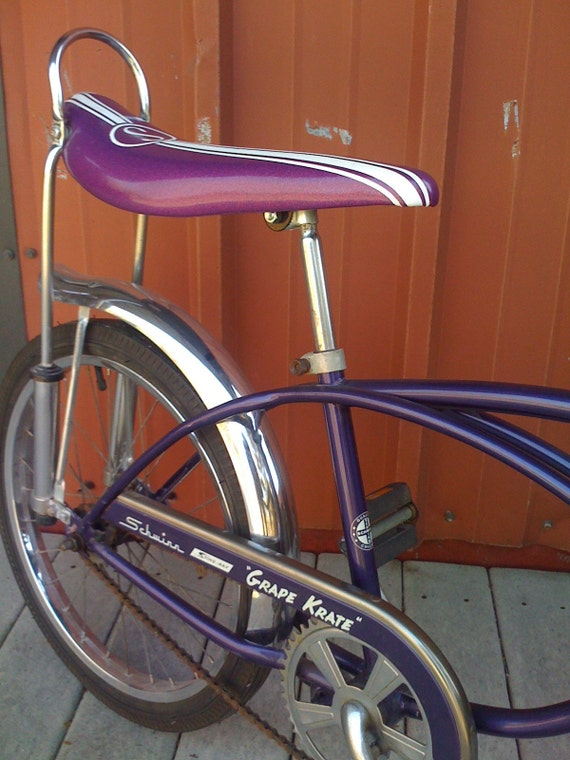 Items Similar To Grape Krate By Schwinn Stingray Sting Ray
