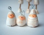 New Year Resolution 2012    6    Helpers NYRHs                  Handmade Clay Miniatures