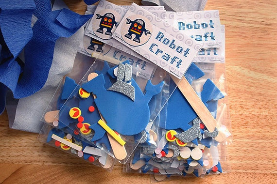 Robot Craft Kits for Kids (10)