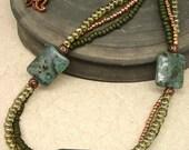 Necklace Forest Renaissance