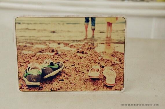 Printable Photograph Postcard for Save the Date
