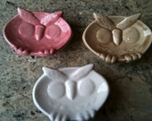 Owl Tea Bag Holders-