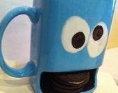 Kids Monster Kids Cookie Dunk  and Milk Mug