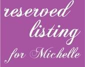 Reserved Listing for Chelliesmietana