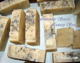 Lavender Secret Vegetarian Luxury All body Soap 5 ounce