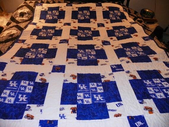 Kentucky Wildcat Quilt Patterns - Patterns Kid : university of kentucky quilt - Adamdwight.com