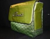 Small Messenger Bag w/ Ford Mercury Comet emblem