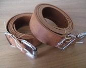 MuS Textured Leather Belt